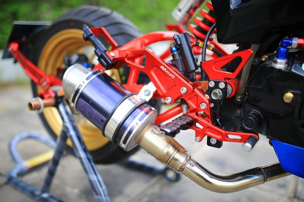 Ducati Mini do phong cach cung dan do choi kieng - 7