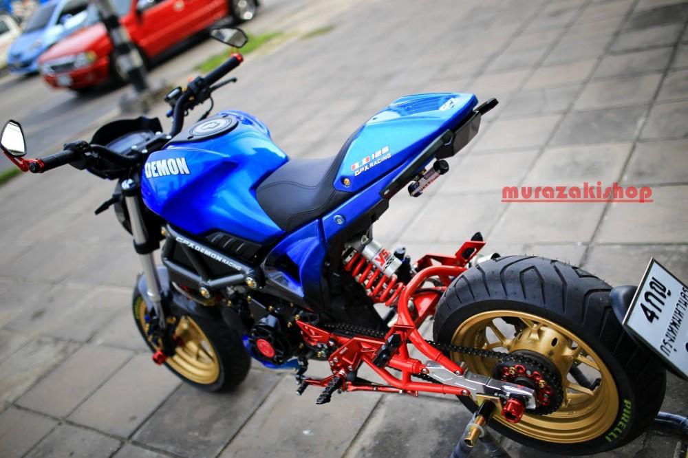 Ducati Mini do phong cach cung dan do choi kieng - 9