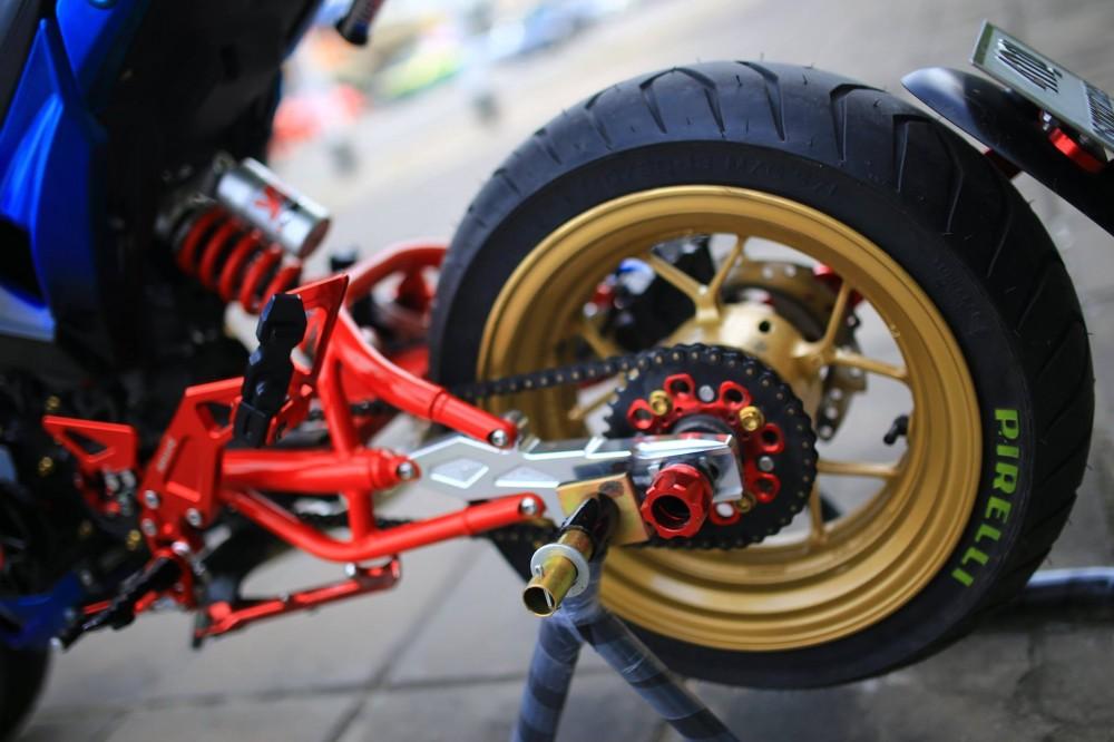Ducati Mini do phong cach cung dan do choi kieng - 10