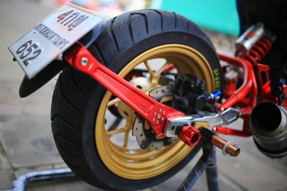 Ducati Mini do phong cach cung dan do choi kieng - 8