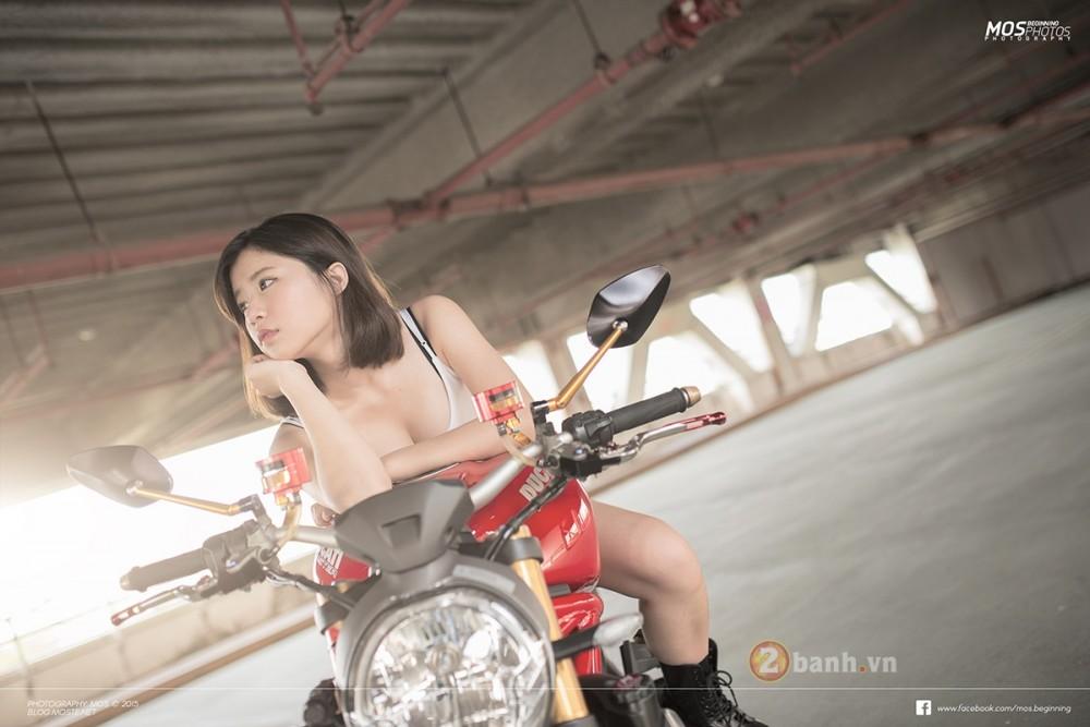 Ducati Monster 1200S do chat lu ben canh co nang ca tinh