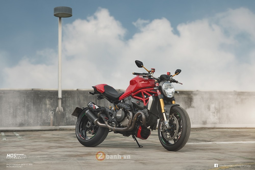 Ducati Monster 1200S do chat lu ben canh co nang ca tinh - 11