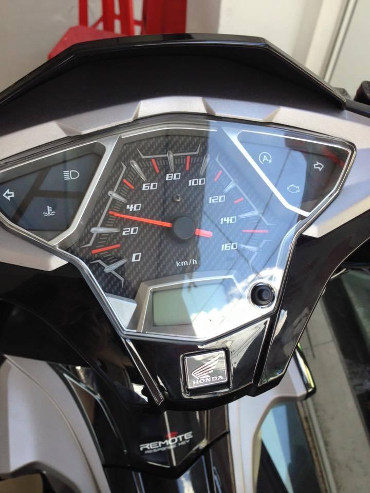 Hinh anh that te Honda AirBlade 125 2016 ngoai dai ly - 2