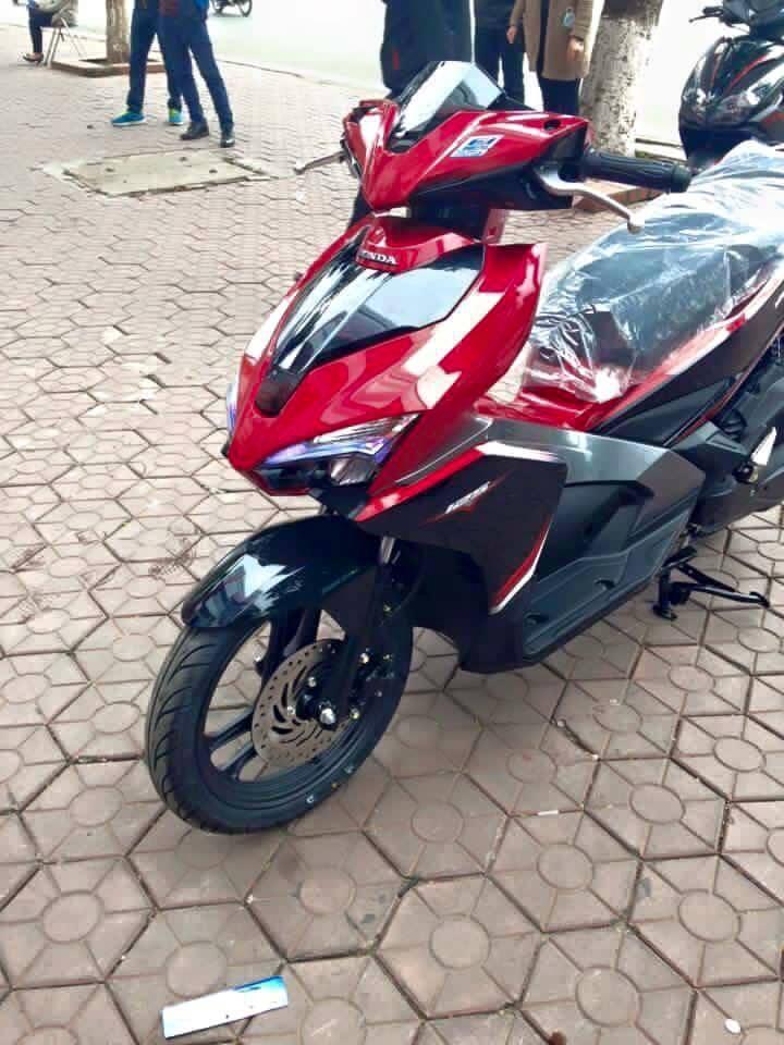 Hinh anh that te Honda AirBlade 125 2016 ngoai dai ly - 5