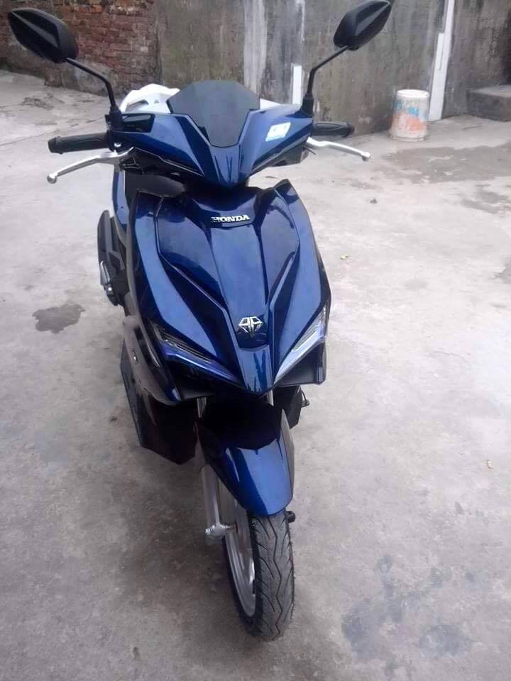 Hinh anh that te Honda AirBlade 125 2016 ngoai dai ly - 6