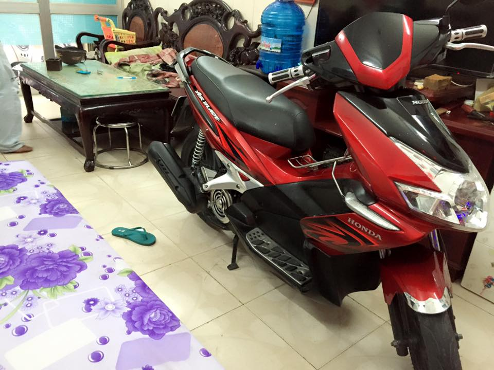 Honda airblade 110 do den chinh chu bstp - 5