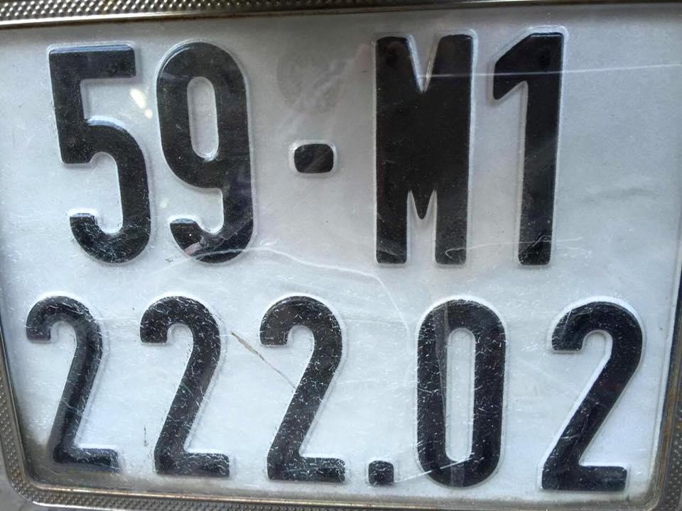 Honda airblade fi dau bo do den bs 22202 - 4