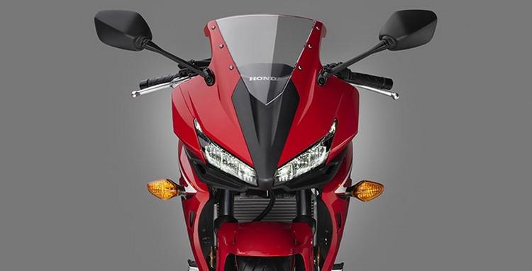 Honda CBR500R 2016 chinh thuc ra mat voi thiet ke an tuong - 2