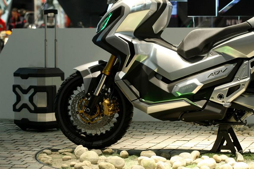 Honda City Adventure Concept Xe tay ga da dia hinh - 4