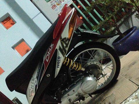 Honda Click kieng phien ban dac biet - 3