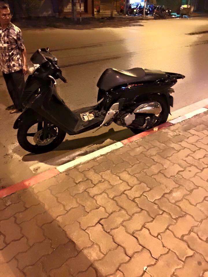 Honda len SH va cai ket dang long - 3