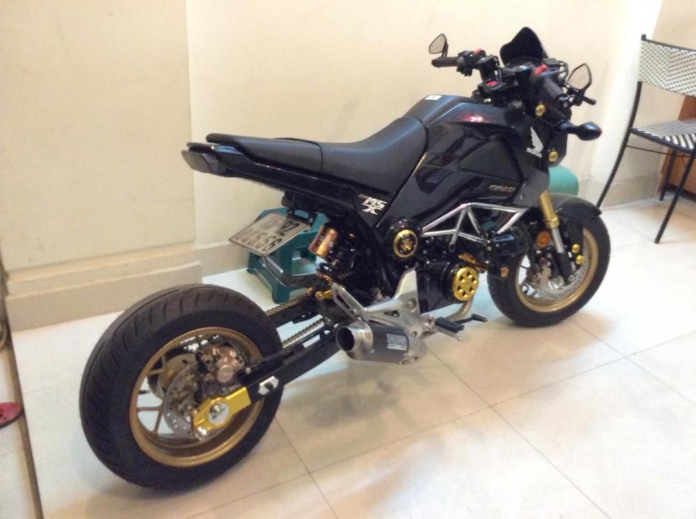 Honda MSX 125 ODO 1700km Full OPTIONS - 2