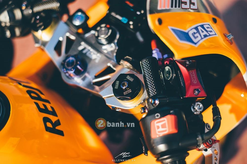 Honda MSX do day chat choi voi phong cach Sportbike - 6