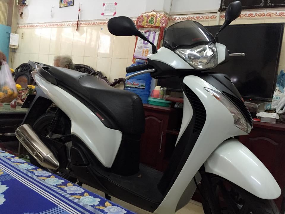 Honda Sh150i xe nhap y Trang Sporty bstp 4554 - 2
