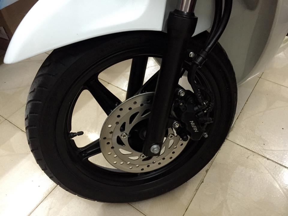 Honda Sh150i xe nhap y Trang Sporty bstp 4554 - 4