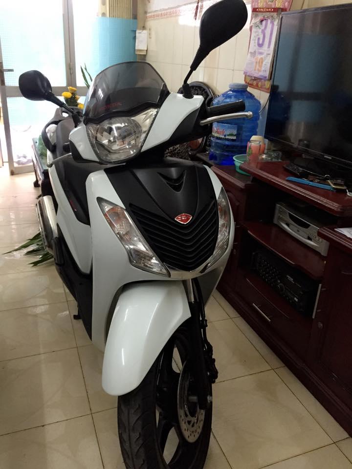 Honda Sh150i xe nhap y Trang Sporty bstp 4554 - 7