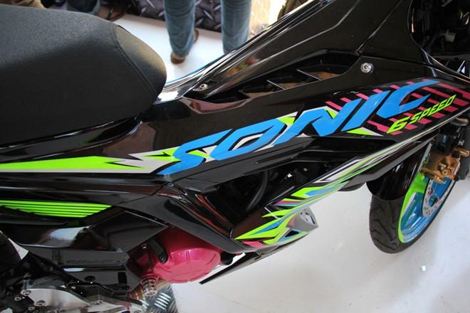 Honda Sonic 150R Do noi bat cua biker nuoc ban - 2
