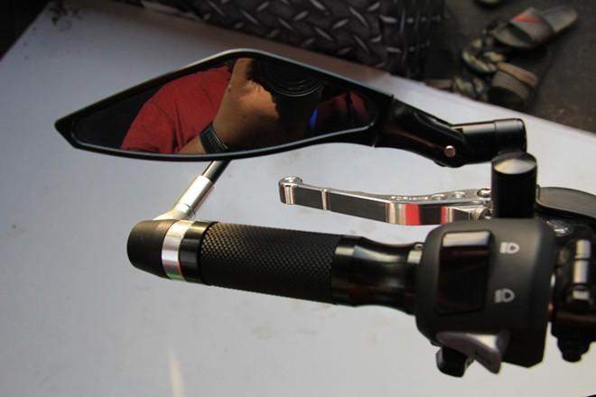 Honda Sonic 150R Do noi bat cua biker nuoc ban - 5