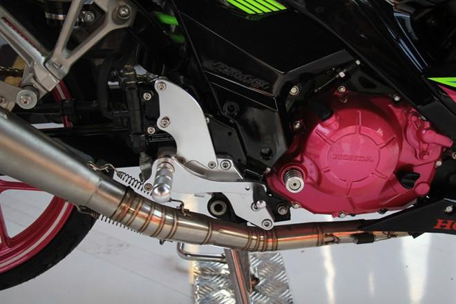 Honda Sonic 150R Do noi bat cua biker nuoc ban - 6
