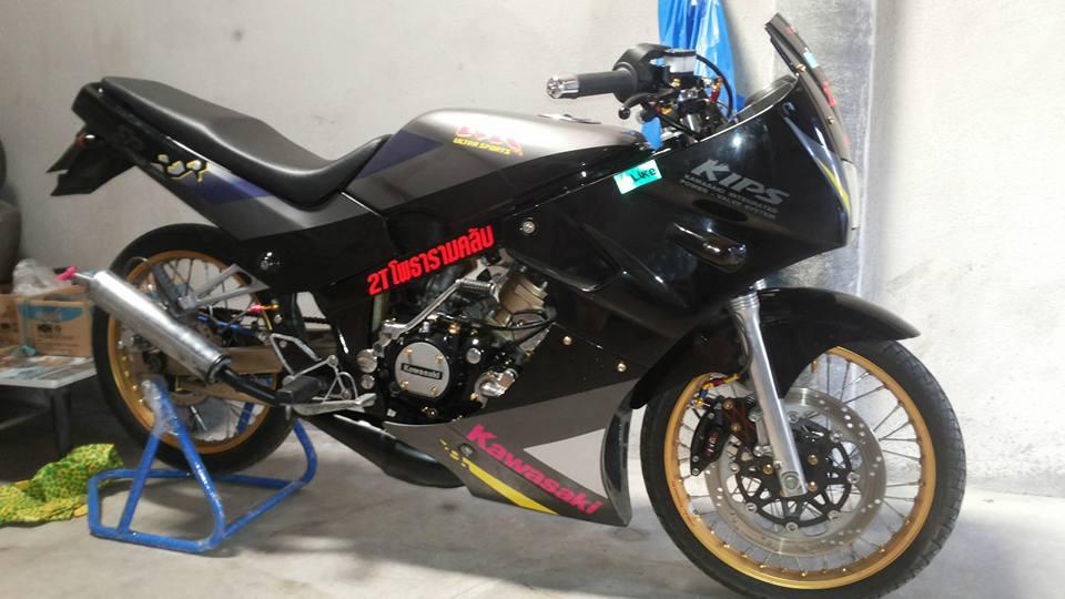 Kawasaki KIPS do vua ra lo