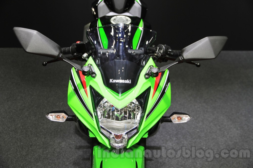 Kawasaki Ninja 250SL 2016 trinh lang tai Tokyo Motor Show 2015 - 4