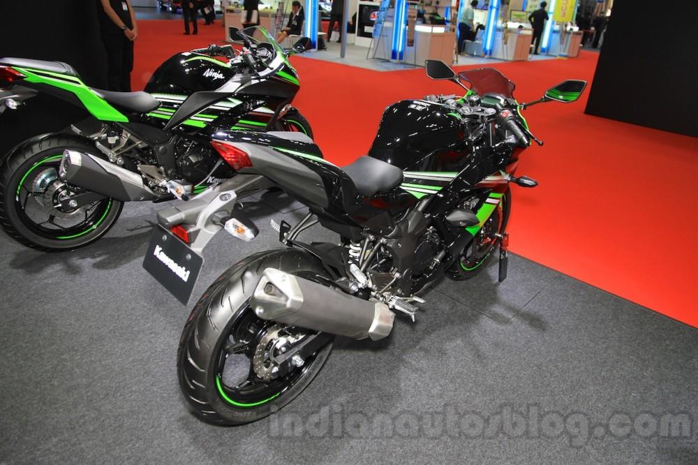 Kawasaki Ninja 250SL 2016 trinh lang tai Tokyo Motor Show 2015 - 6
