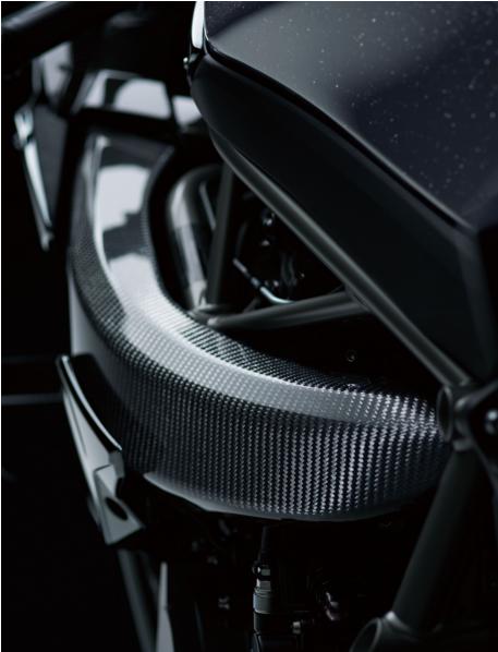 Kawasaki Ninja H2R 2016 chinh thuc lo dien - 8