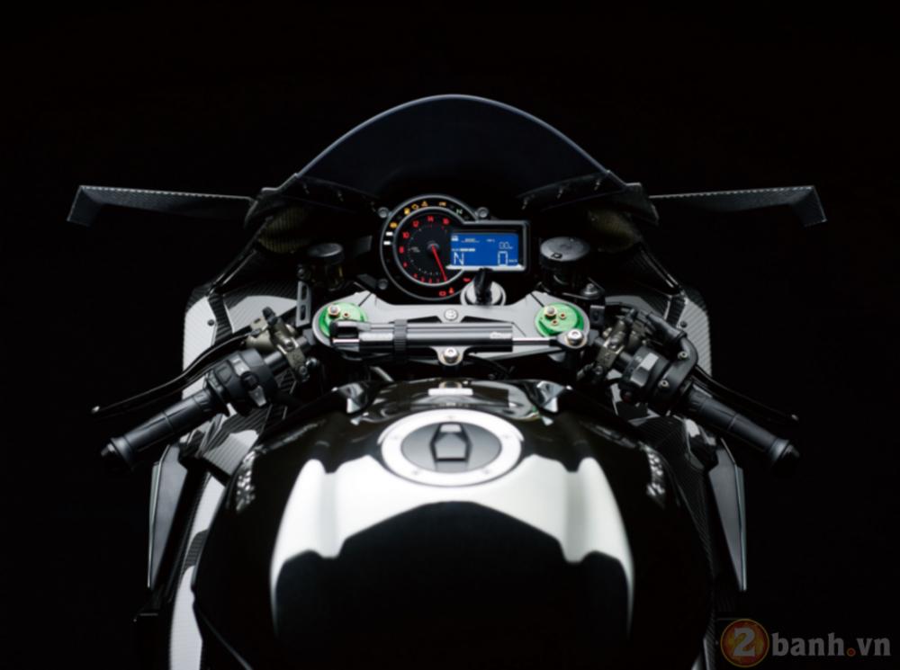 Kawasaki Ninja H2R 2016 chinh thuc lo dien - 11