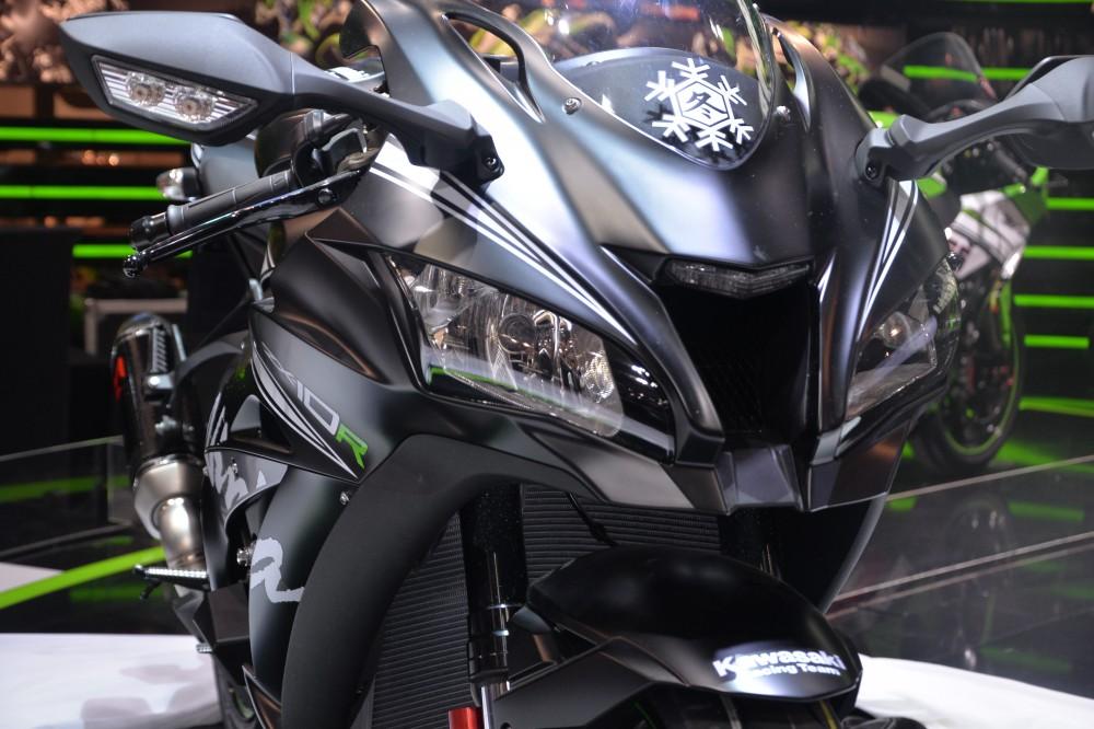 Kawasaki Ninja ZX10R 2016 ra mat phien ban Winter Test Edition - 4