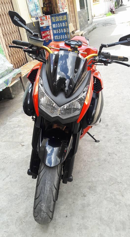 Kawasaki Z1000 doi cu do nhe nhang nhung cuc chat - 2