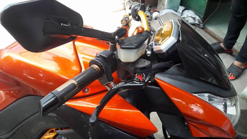 Kawasaki Z1000 doi cu do nhe nhang nhung cuc chat - 3