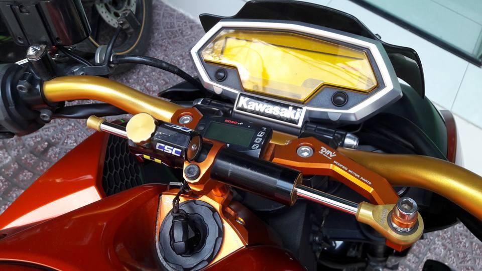 Kawasaki Z1000 doi cu do nhe nhang nhung cuc chat - 4