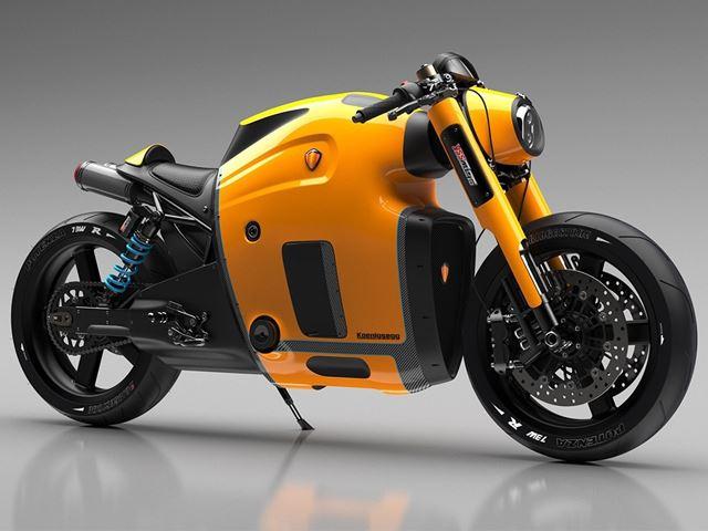 Koenigsegg tham gia vao san xuat sieu xe mo to - 2