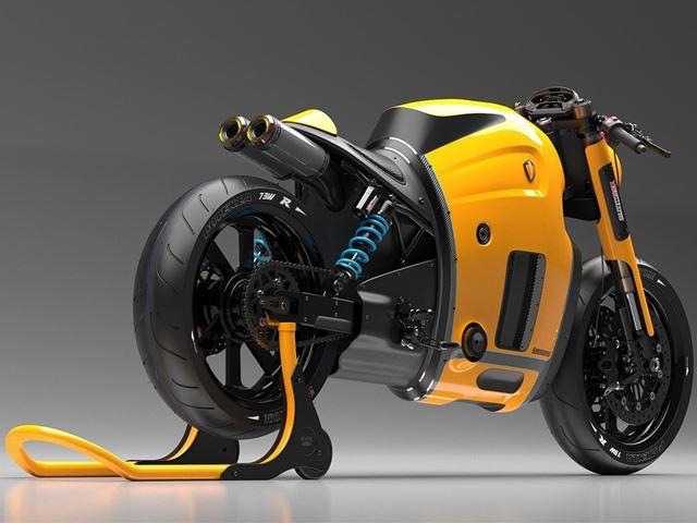 Koenigsegg tham gia vao san xuat sieu xe mo to - 5