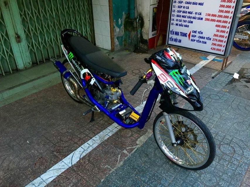 Mio do phong cach monster - 2