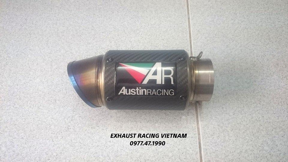 PO AUSTIN RACING GP2R TITAN CARBON
