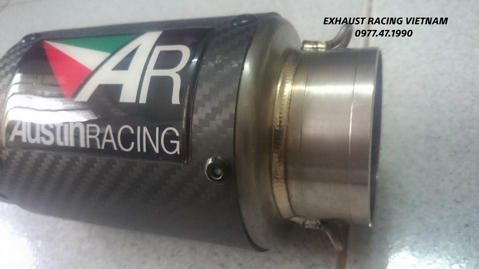 PO AUSTIN RACING GP2R TITAN CARBON - 4