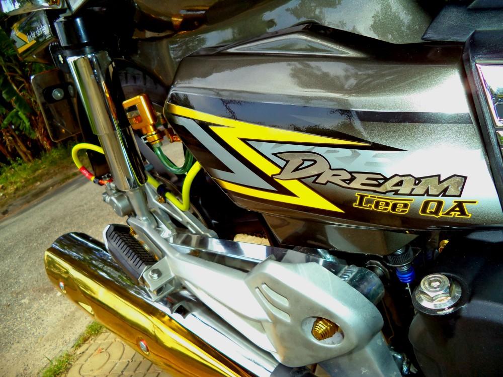 Power Super Dream 125cc Lee QA edition - 11