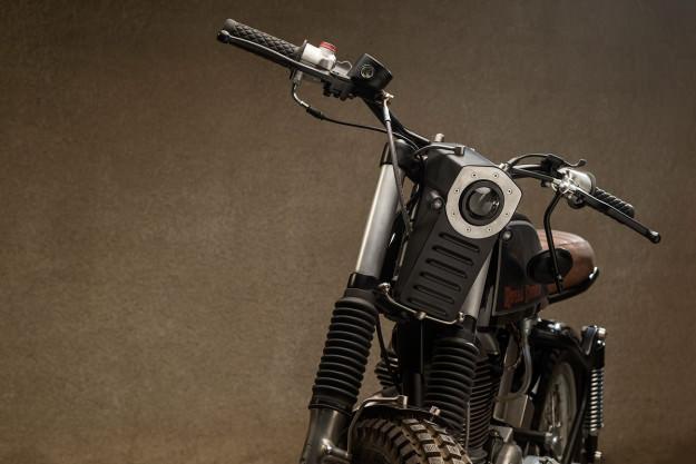 Royal Enfield Bullet hang khung tu xuong do Moto Dubai - 7