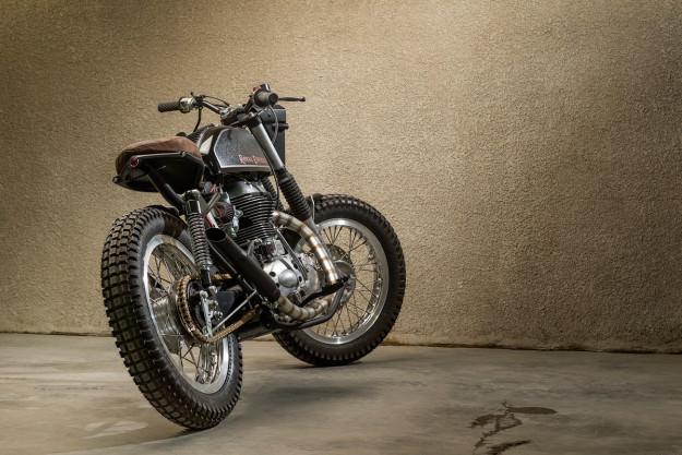 Royal Enfield Bullet hang khung tu xuong do Moto Dubai - 10