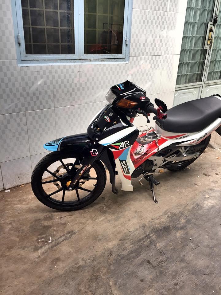 Satria 2000 do phong cach hang hieu cua dan choi Viet - 2