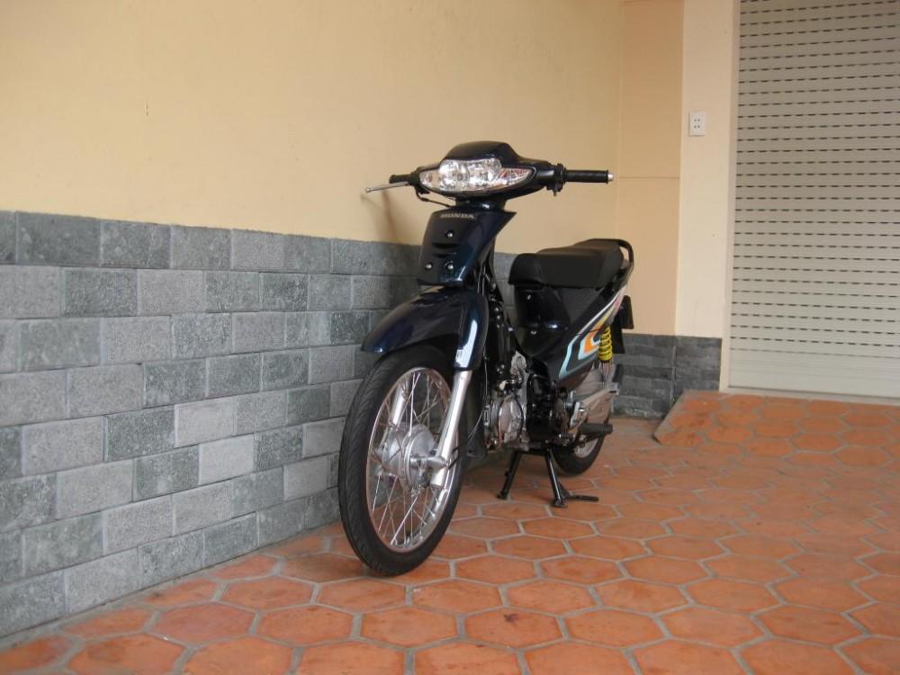 Show Wave cua mot biker yeu thich style doi cu - 2
