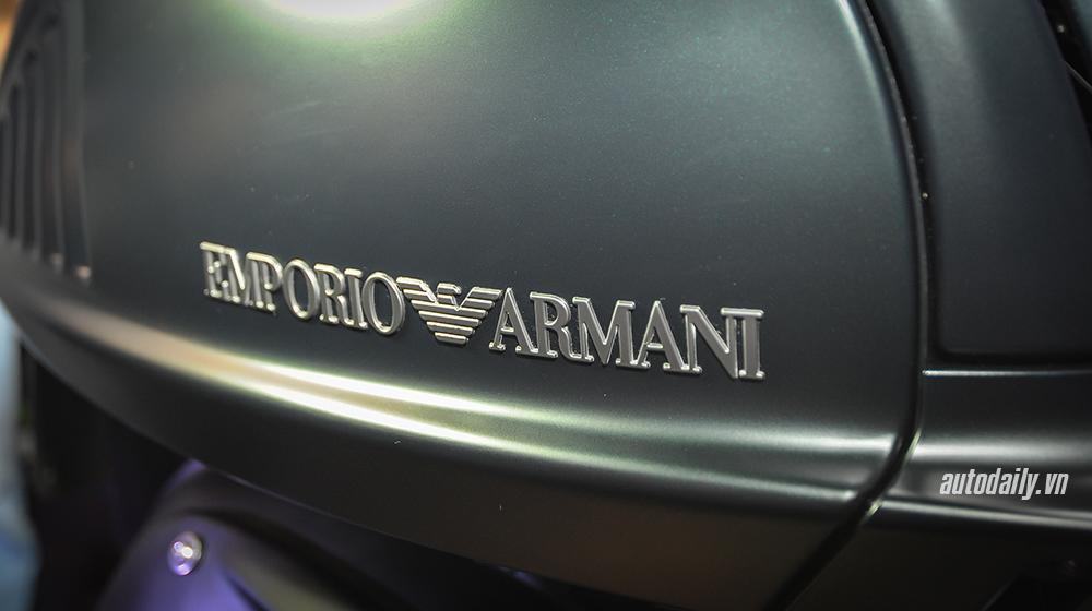 Sieu pham Vespa 946 Emporio Armani da co mat tai Showroom Piaggio SaPa - 3