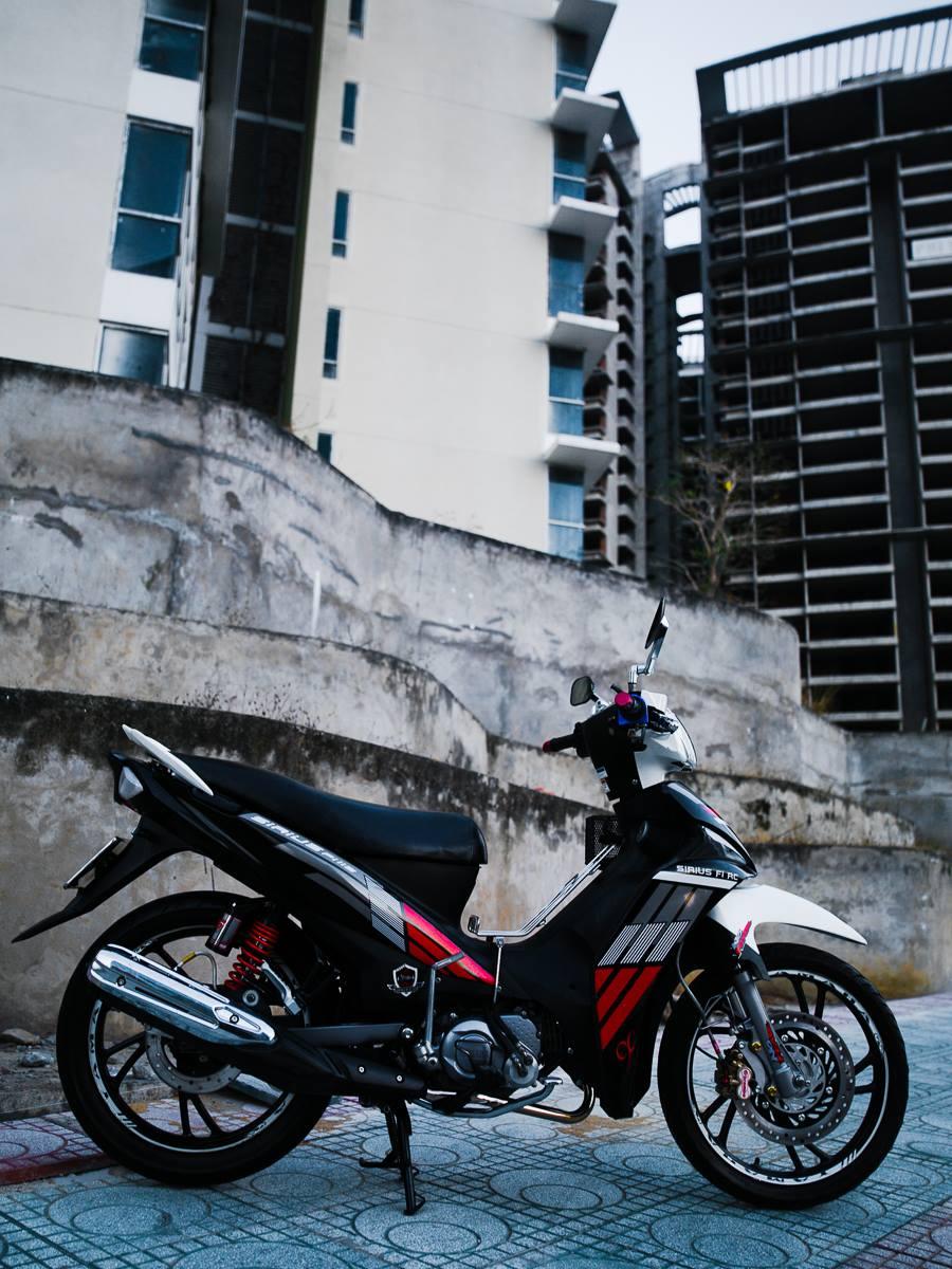 Sirius Fi Nhe Nhang Nhung Khong Kem Phan Noi Bat - 8