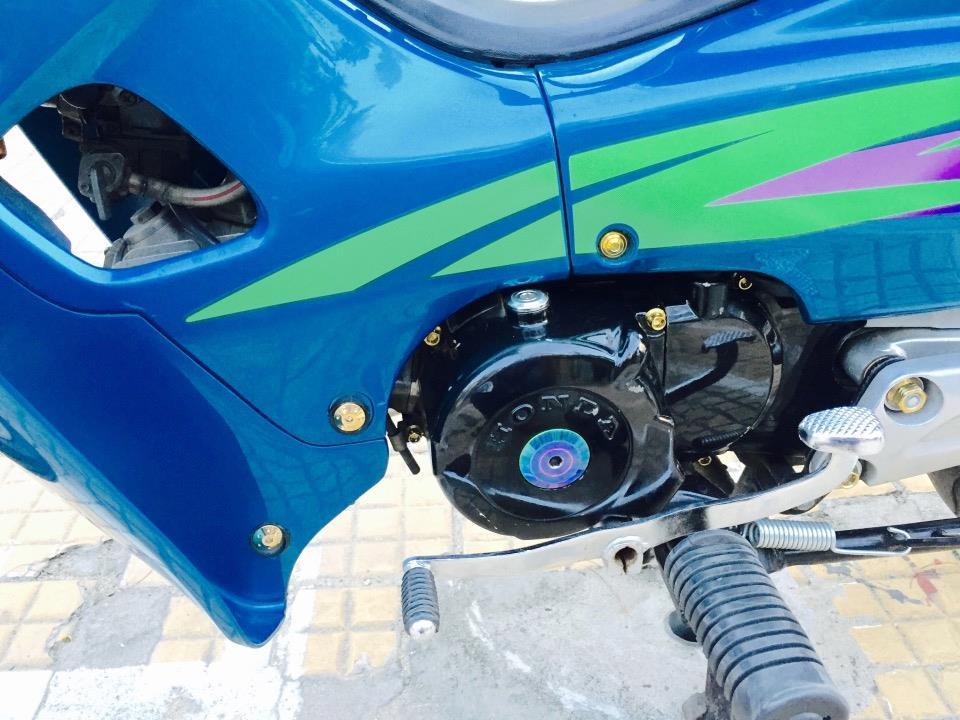 Soc voi gia con Wave thai 110cc ban lai voi gia 28 trieu dong - 3