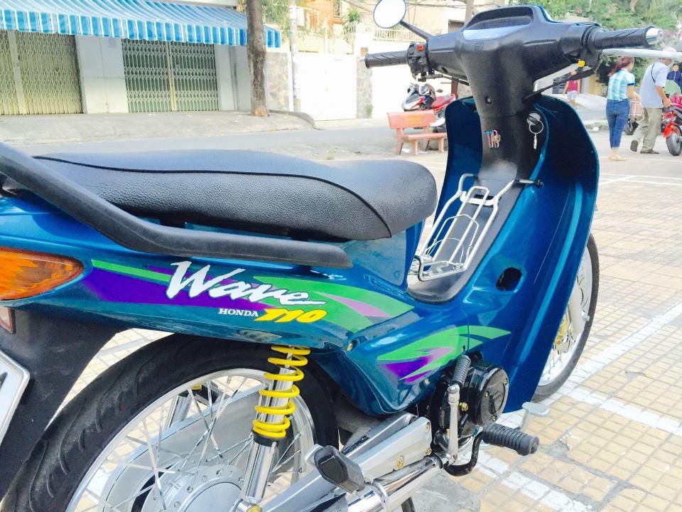 Soc voi gia con Wave thai 110cc ban lai voi gia 28 trieu dong - 6
