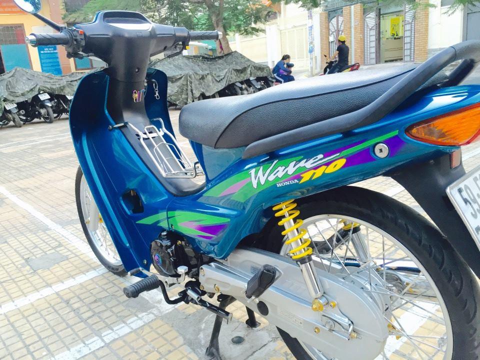 Soc voi gia con Wave thai 110cc ban lai voi gia 28 trieu dong - 7