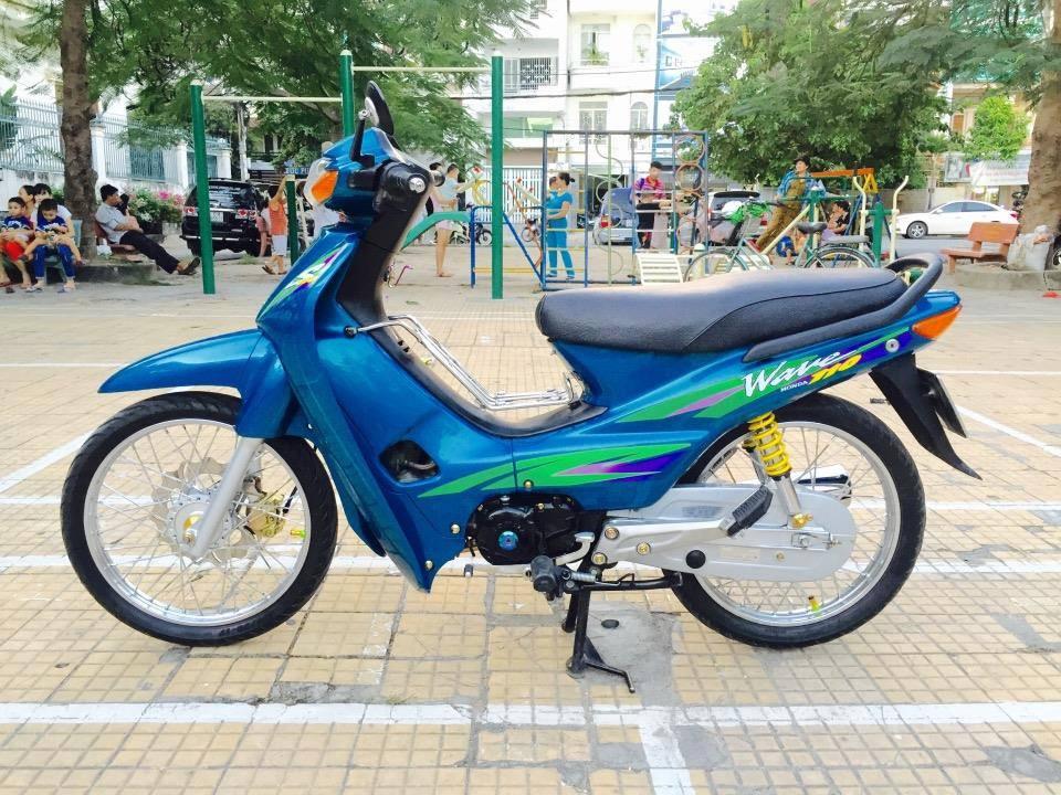 Soc voi gia con Wave thai 110cc ban lai voi gia 28 trieu dong - 9
