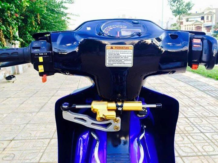 Su Xipo do dong ho Koso X1R tro luc RPM vo Michelin - 6