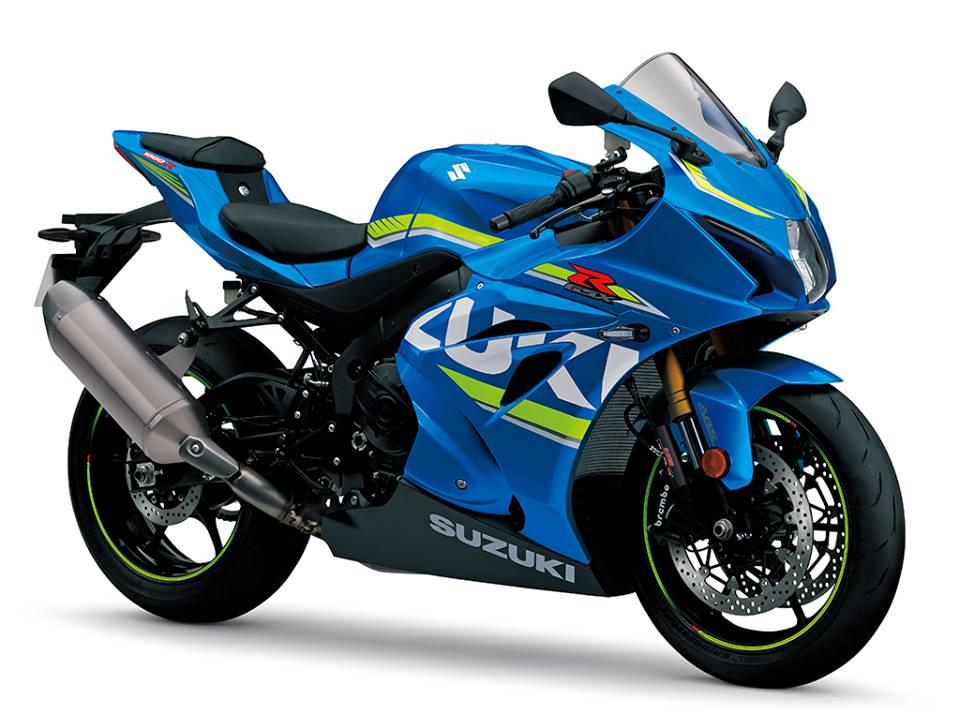 Suzuki GSXR1000 L7 ong vua cua dong Sportbike
